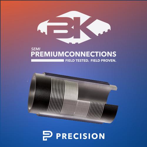 BK Semi-Premium Connection - Precision Couplings LLC