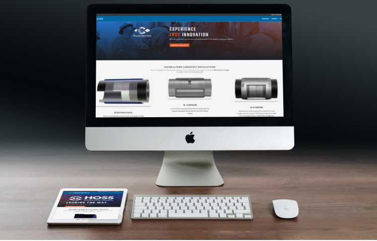 The new Precision website has arrived